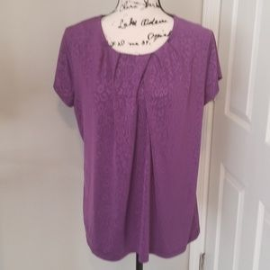 Ladies Top Evan Picone XL